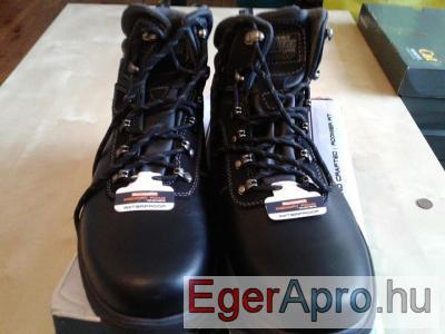 Skechers Fekete, bör bakancs méret: 46